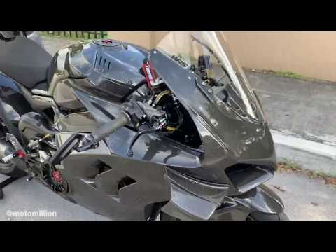 The Ducati Panigale V4X Walk Around And First Look | Motomillion