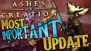 Ashes of Creation: The MOST IMPORTANT change