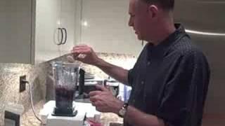Dr. Scott's Famous Live Superfood Chocolate Milk (vegan)