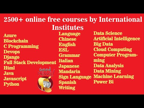 online-free-courses--2500+-online-free-courses-from-international-institutes--tutorial-in-urdu/hindi