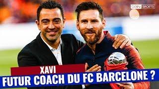 Xavi futur coach du FC Barcelone ?