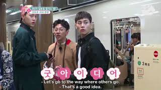 [ENG SUB] 'ENJOY JBJ' EP 4 (Part 10)