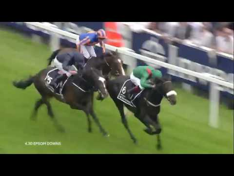 Aga Khan's Horse 'Harzand' Won The Race