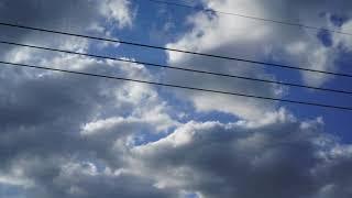 [소니 a6000] 가을하늘 타임랩스   귀염단
