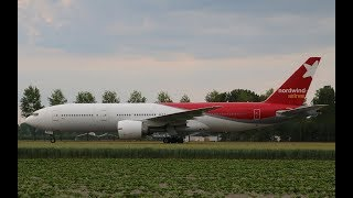 2-6-2019 Airplane Spotting at Amsterdam Airport Schiphol (DutchPlaneSpotter)