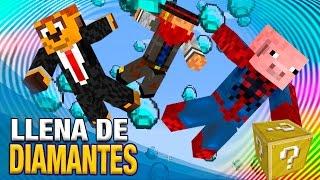 A TOPE DE DIAMANTES! | LUCKY BLOCKS C/ Exo y Macundra