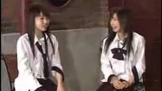 大江朝美、中西里菜、戸島花、大島麻衣.