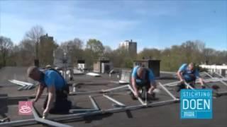 Installatie BigSolar zonnepanelen