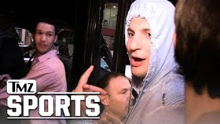 Rob Gronkowski -- BOOTS PARTY BUS INVADER ... Get The Hell Outta Here!!!