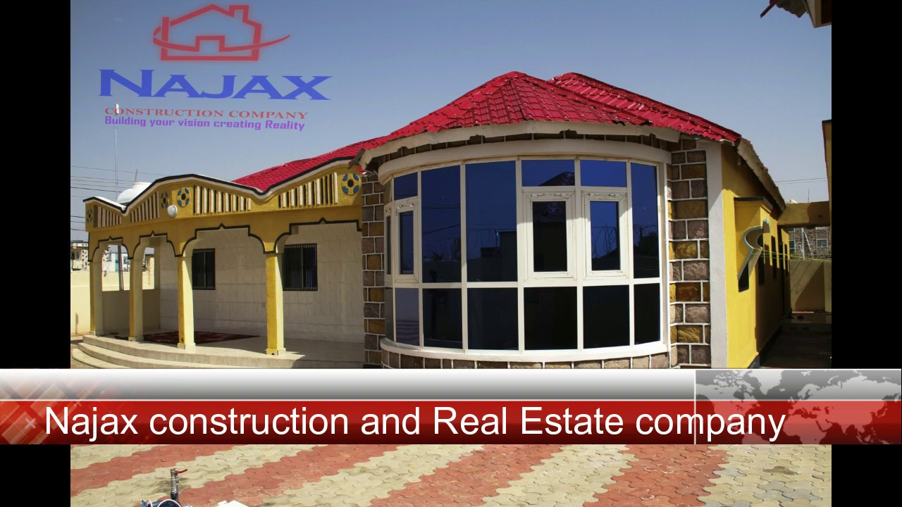 the largest construction industry in somaliland (Najax costruction and Real  Estate )