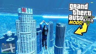 GTA 5 - The New Flood Mod?! (GTA 5 Mods)