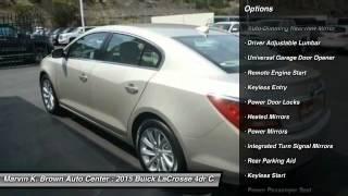 2015 Buick LaCrosse San Diego CA 215148