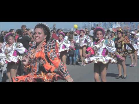 Pasacalles 2014 ( Mil Tambores )