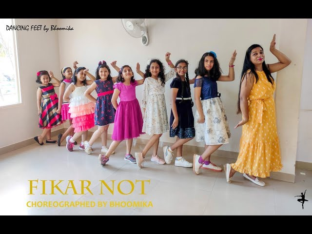 Fikar not || Dancing Feet