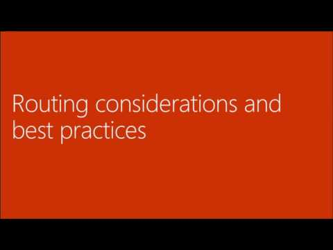 Microsoft Ignite 2016 Gain insight into real word usage of the Microsoft cloud using Azure ExpressRo