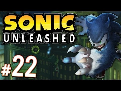 Sonic Unleashed - Empire State of Mind   PART 22   ScykohPlays