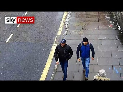 Suspects named in novichok investigation