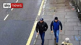 Suspects named in novichok investigation