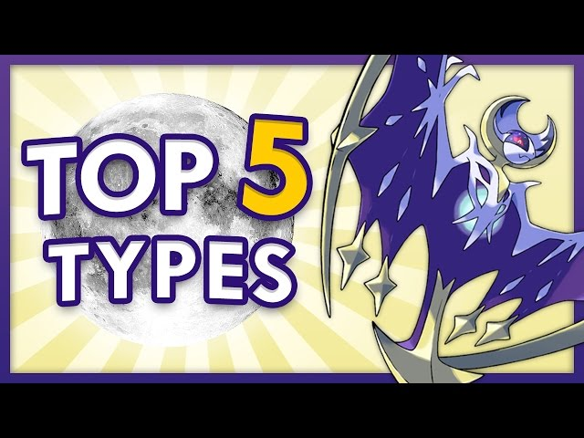 Top 5 Types Pokemon Sun and Moon Legendaries Could Be