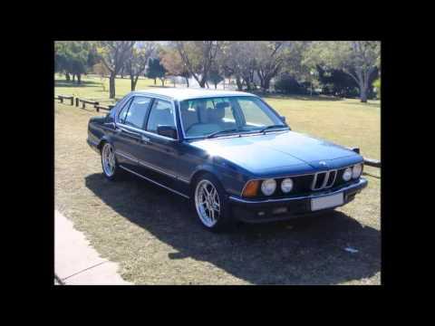 1980 BMW 745i - YouTube