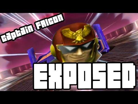 Captain Falcon EXPOSED | SSB4 Theory