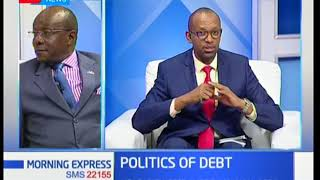 Historical view of Kenya's politics of debts | Morning Express Discussion