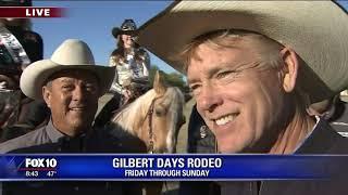 Cory's Corner: Gilbert Days Rodeo