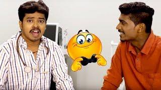 बायकोची Delivery - Funny Husband   Marathi Latest Comedy Jokes