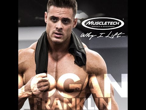 Logan Franklin - Why I Lift ep1 | In the Spotlight