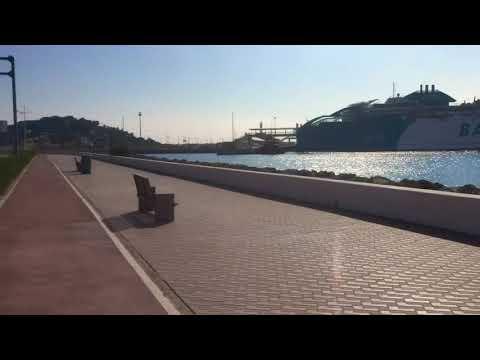 Bike coast Mediterranean islands Ibiza-Spain