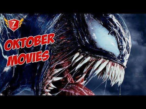 5 Film Paling DITUNGGU di Bulan Oktober 2018 !!