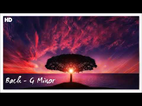 Bach G Minor Piano Tiles    Relaxing Sentimental Soothe Romantic Calming