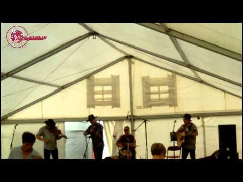 Cambridge Big Weekend - o6 July 2014 - The Creole Brothers performance #1