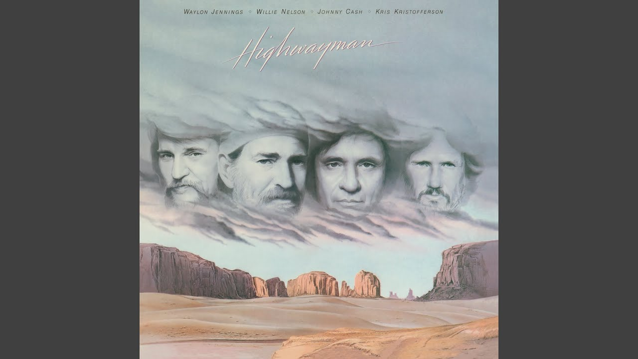 (Ghost) Riders In the Sky (American Outlaws: Live at Nassau Coliseum, 1990)