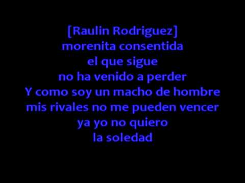 Romeo Santos   Debate de 4  Letra Lyrics Ft Anthony Santos Luis Vargas  Raulin Rodriguez
