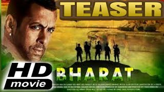 Bharat Teaser | Salman Khan | EID 2019 | Bharat Movie First Look | Bharat Trailer Release Date