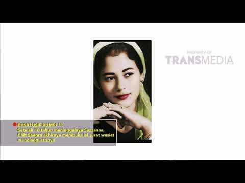 RUMPI - Blusukan Kerumah Mendiang Suzanna (19/12/18) Part 1