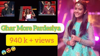 Ghar More Pardesiya || Jam Session || Nishtha Sharma || Shreya Ghoshal || Kalank ||