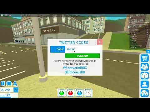 Roblox Guest World 2019 Codes Youtube
