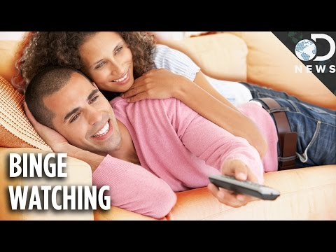 How Watching TV Can Save Your Relationship