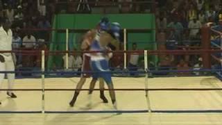 Zac Dunn Boxing In Cuba
