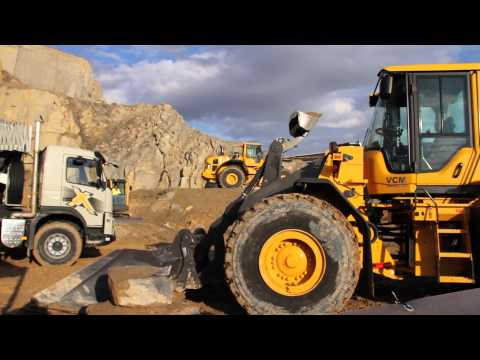 Volvo Ocean Race and Volvo Construction Equipment: Relive th