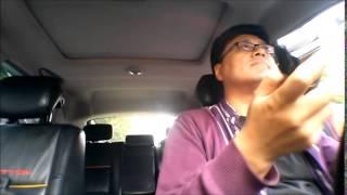 유닉스X2고속충전3D전기면도기 차에서사용하기2 강동훈