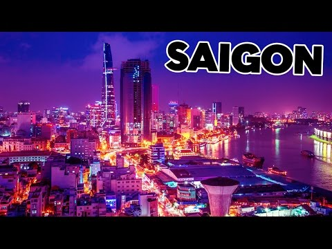 BEST THING TO DO IN SAIGON (Ho Chi Minh City) VIETNAM