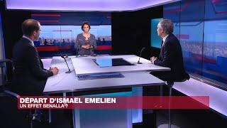 Le départ d'Ismaël Emelien, un effet Benalla ?