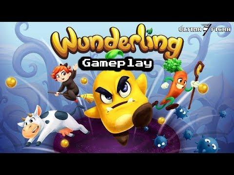 Wunderling Gameplay