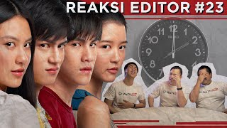 Reaksi Editor Indonesia 23 : BAD GENIUS THE SERIES
