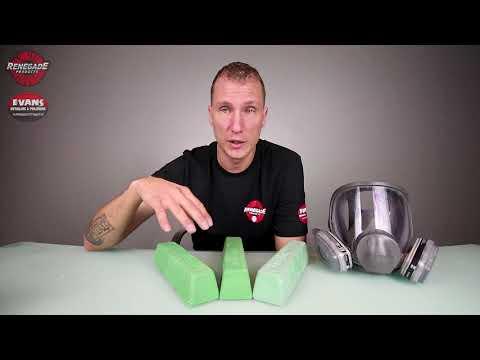 Evan's Detailing and Polishing How to talk : Metal Polishing Compound