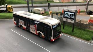 Rietze 75503 Mercedes-Benz eCitaro Hamburger Hochbahn 1:87 H0
