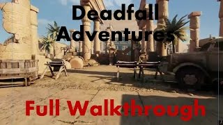 Deadfall Adventures - Gameplay - Full Walkthrough HD